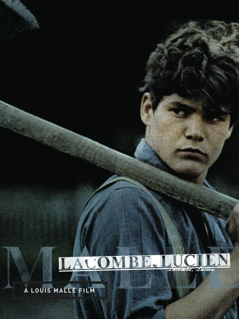 Lacombe, Lucien movie poster