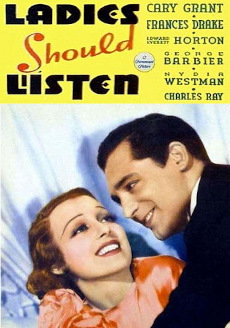 Ladies Should Listen movie poster
