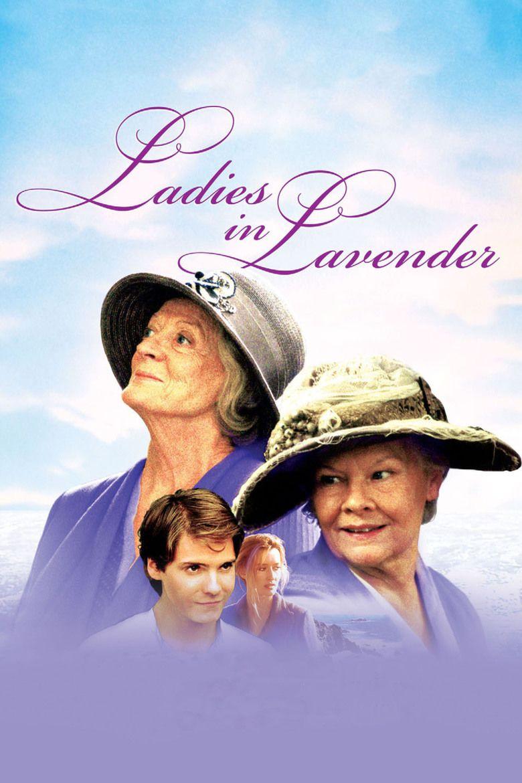 Ladies in Lavender movie poster