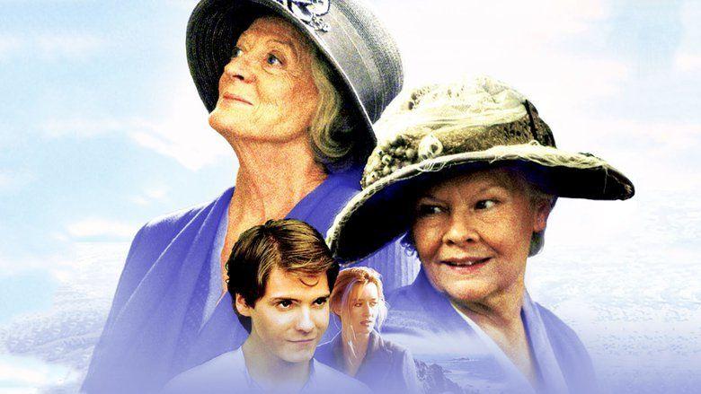 Ladies in Lavender movie scenes