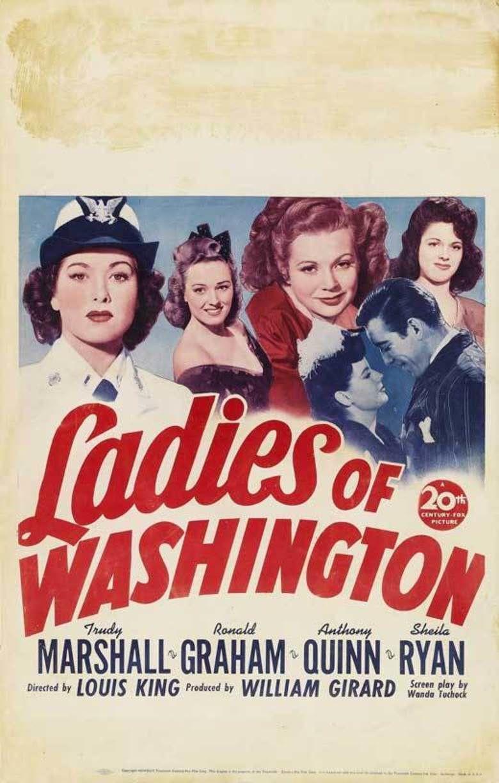 Ladies of Washington movie poster