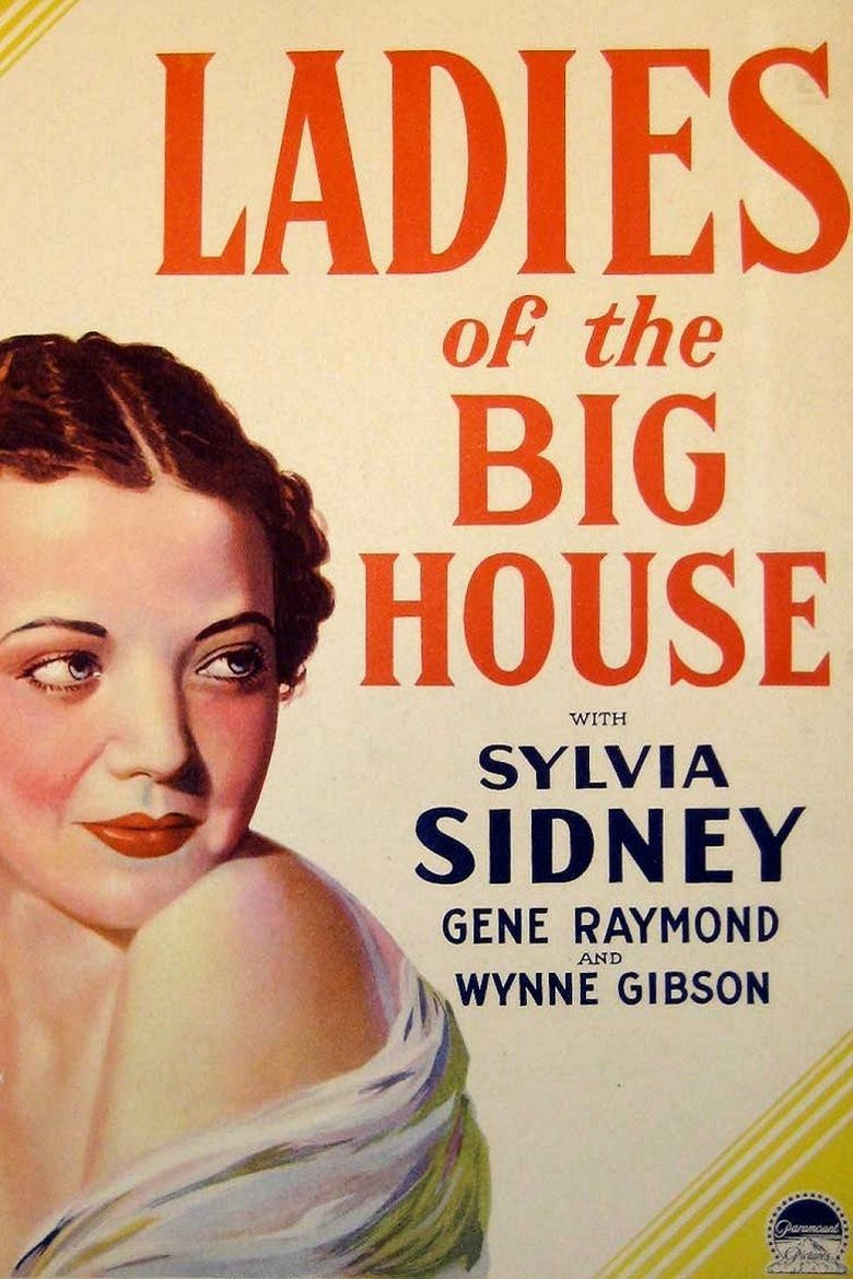 Ladies of the Big House movie poster