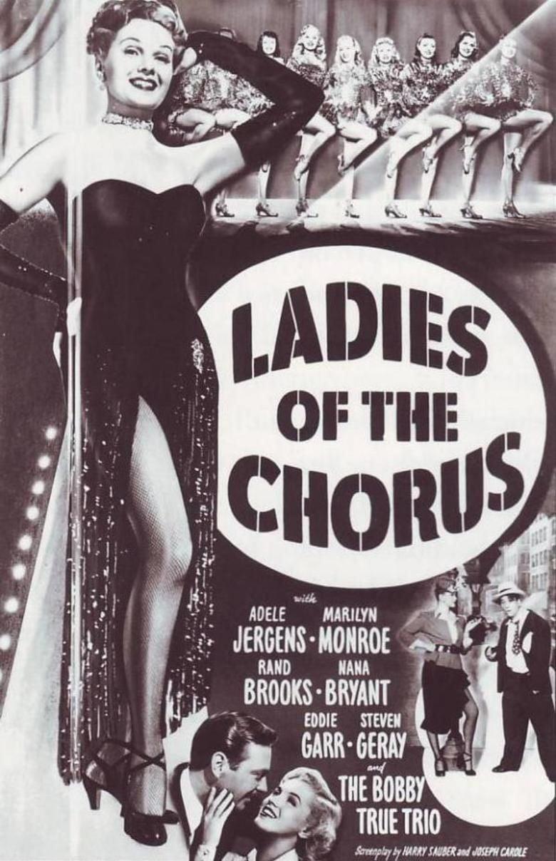 Ladies of the Chorus movie poster