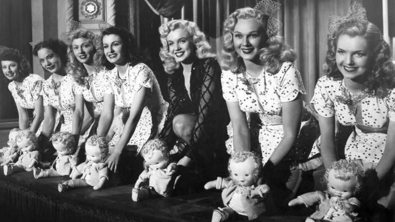 Ladies of the Chorus movie scenes