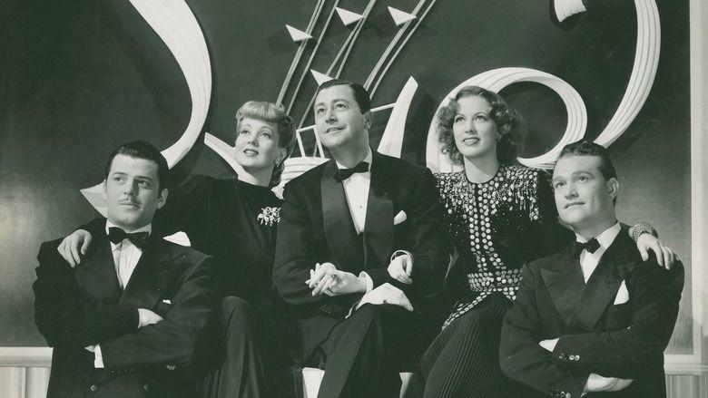 Lady Be Good (1941 film) movie scenes