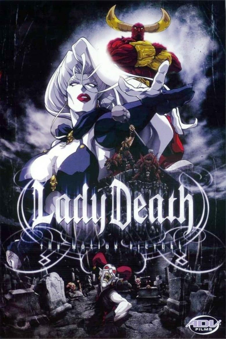 Lady Death: The Movie movie poster