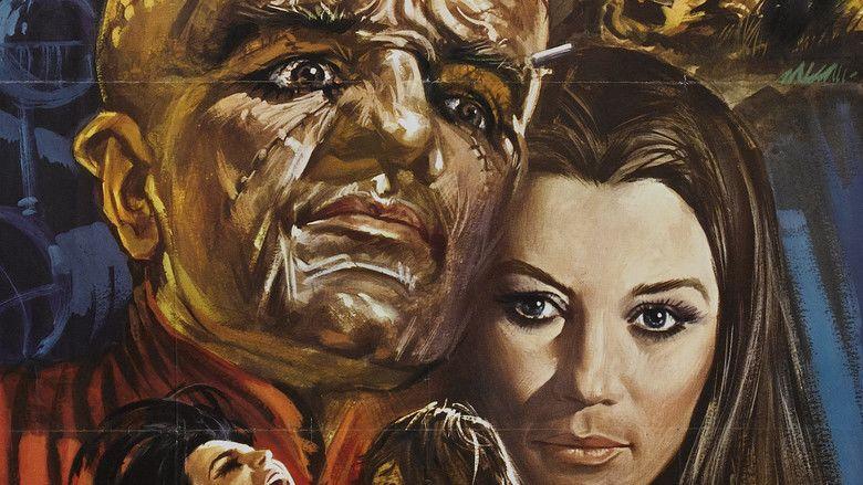 Lady Frankenstein movie scenes