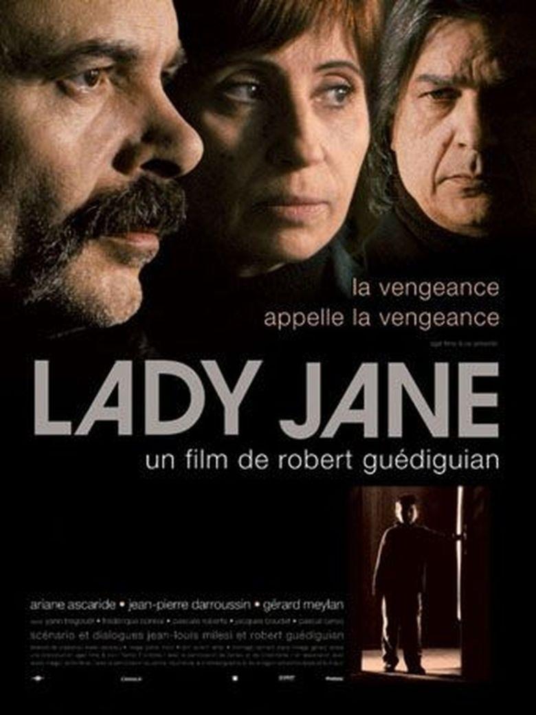 Lady Jane (2008 film) movie poster
