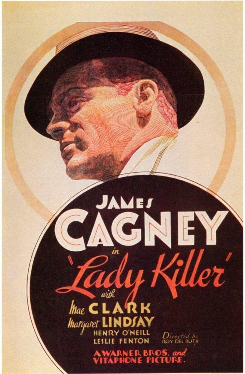 Lady Killer (1933 film) movie poster