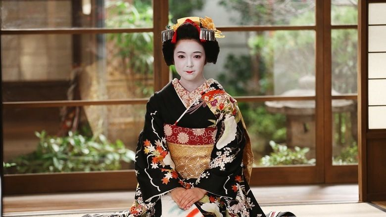Lady Maiko movie scenes