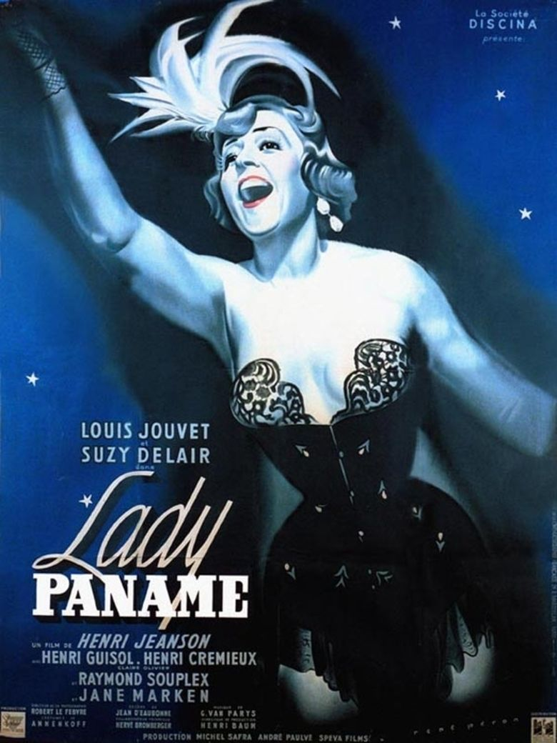 Lady Paname movie poster