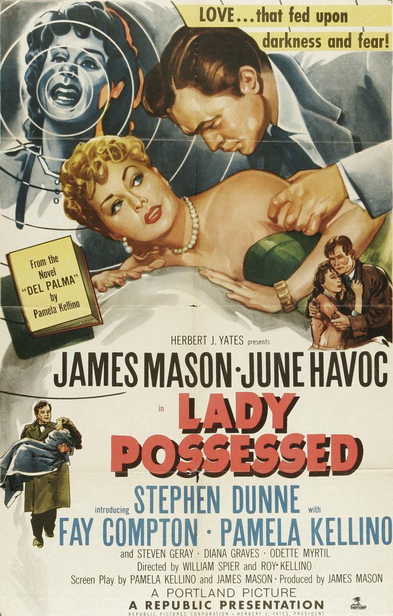 Lady Possessed movie poster