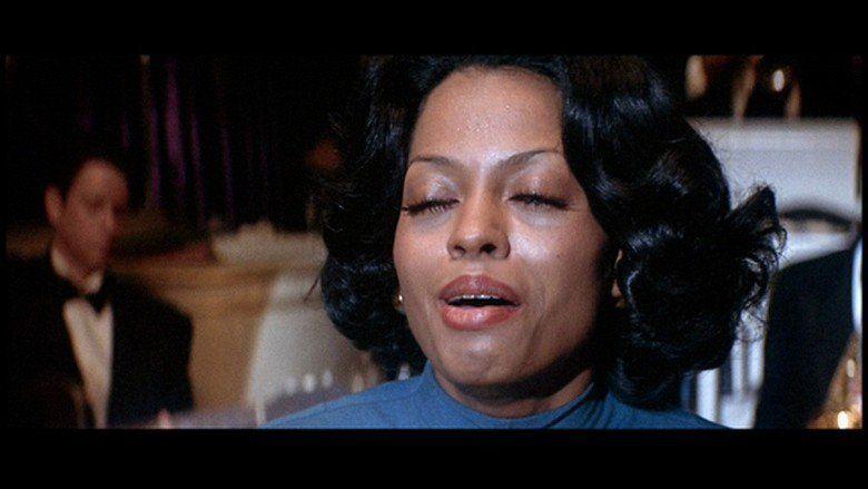 Lady Sings the Blues (film) movie scenes