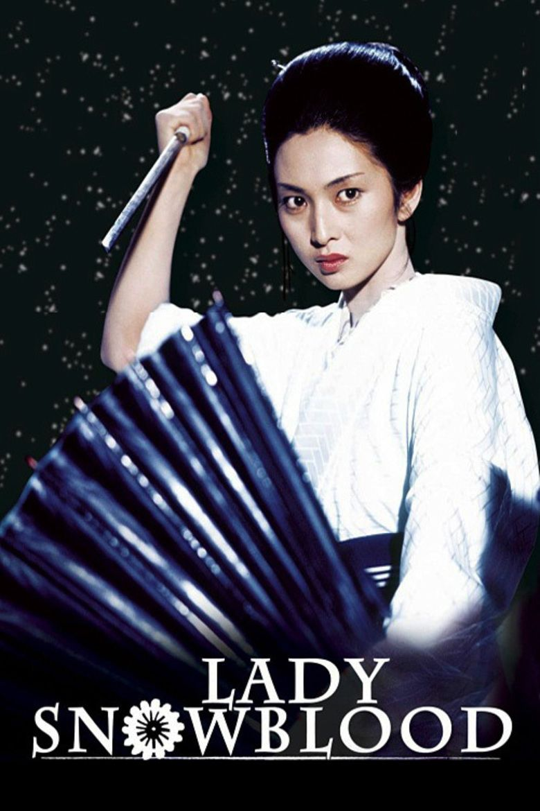 Lady Snowblood (film) movie poster