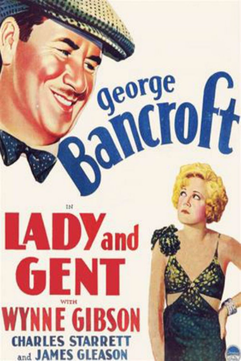 Lady and Gent movie poster