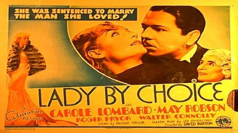 Lady by Choice movie scenes