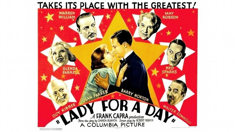 Lady for a Day movie scenes