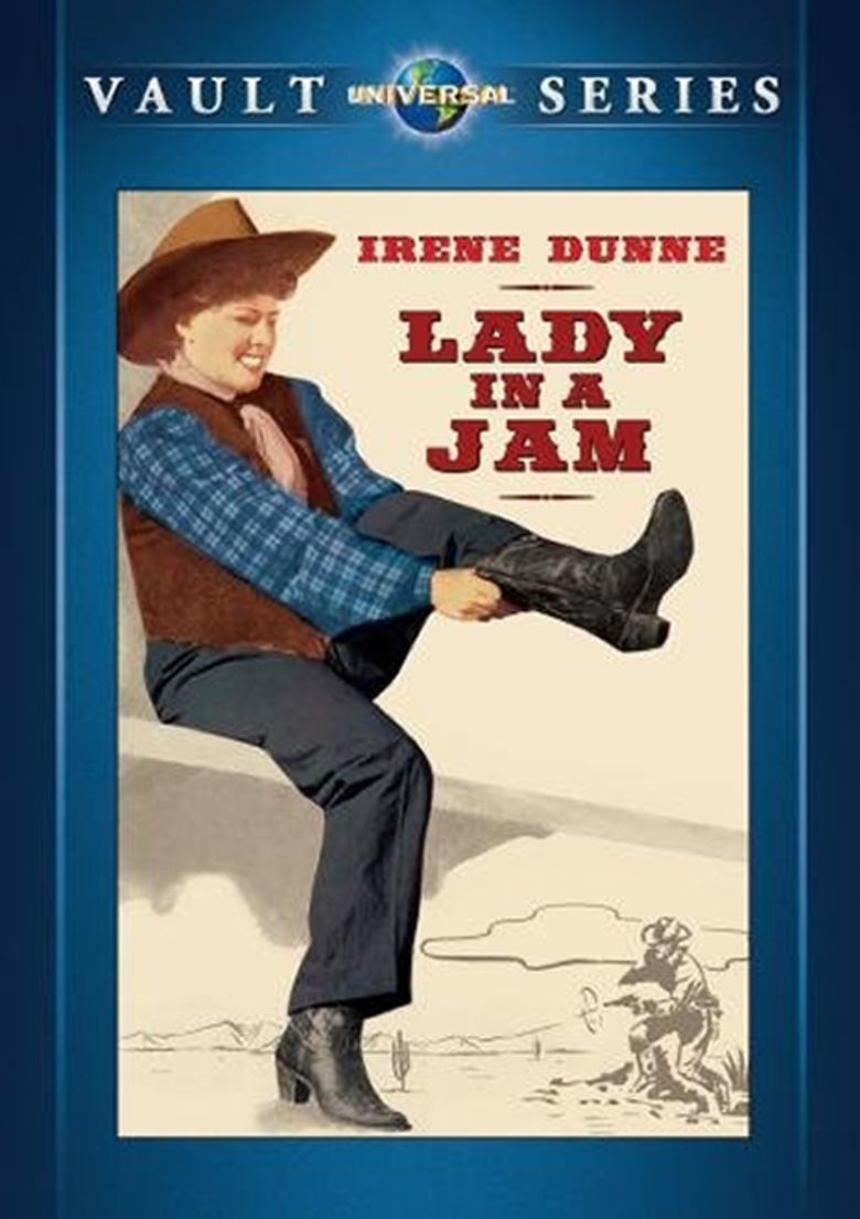 Lady in a Jam movie poster