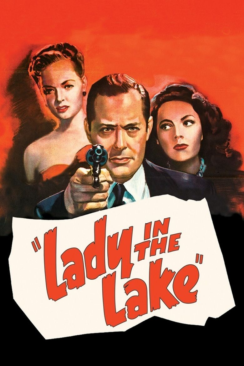 Lady in the Lake movie poster