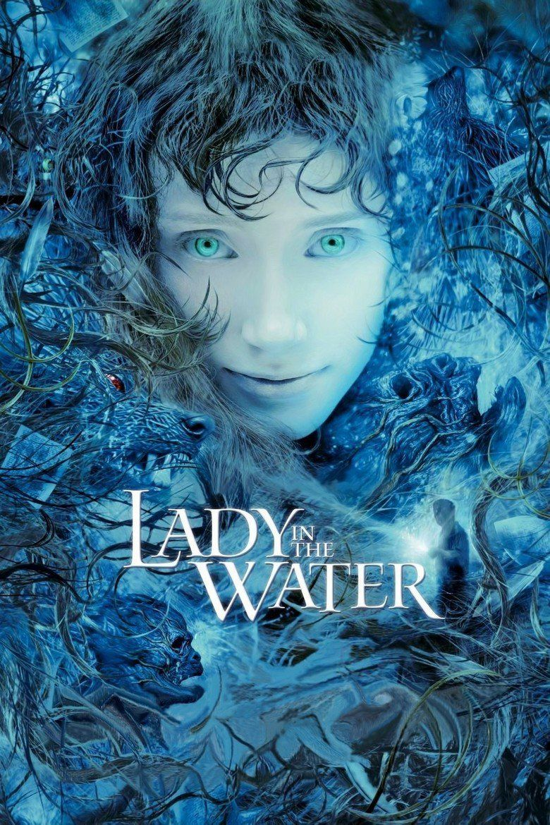 Lady in the Water movie poster