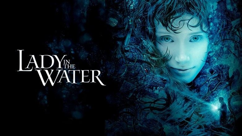 Lady in the Water movie scenes