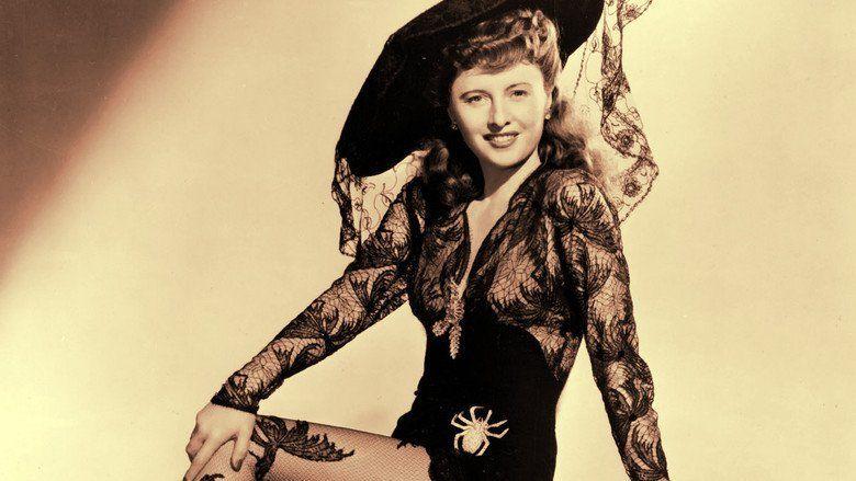 Lady of Burlesque movie scenes