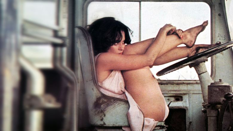 Lady on the Bus movie scenes
