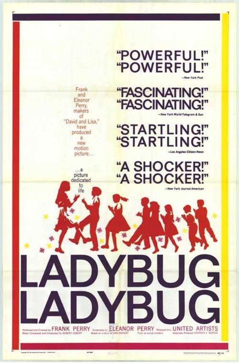 Ladybug Ladybug (film) movie poster