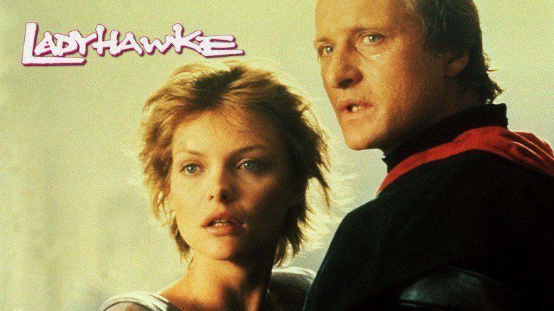 Ladyhawke movie scenes