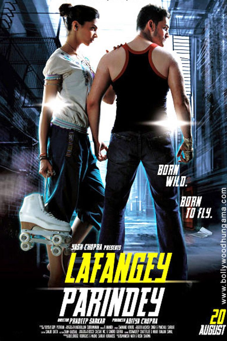 Lafangey Parindey movie poster