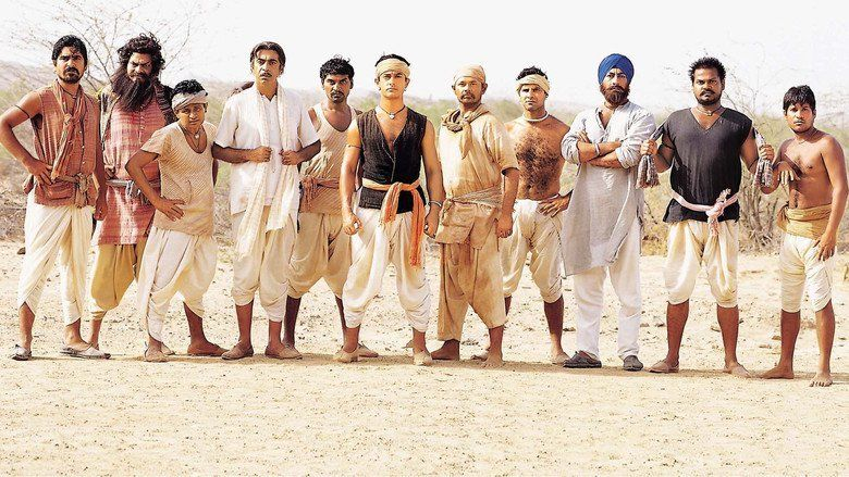 Lagaan movie scenes