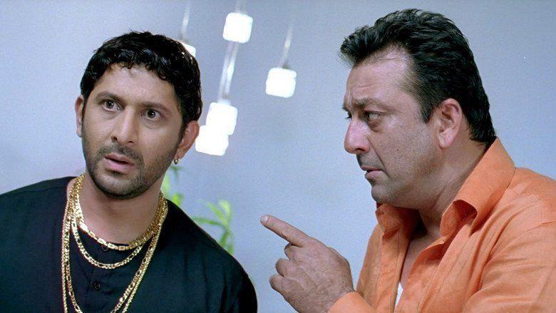Lage Raho Munna Bhai movie scenes
