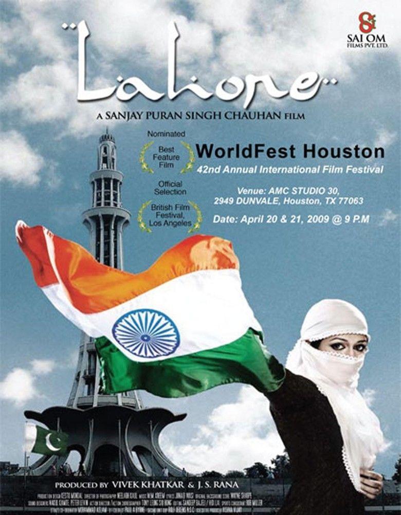 Lahore (film) movie poster
