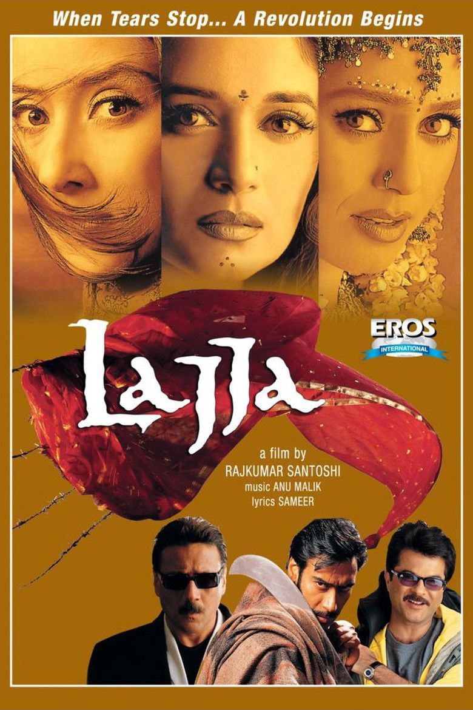 Lajja (film) movie poster