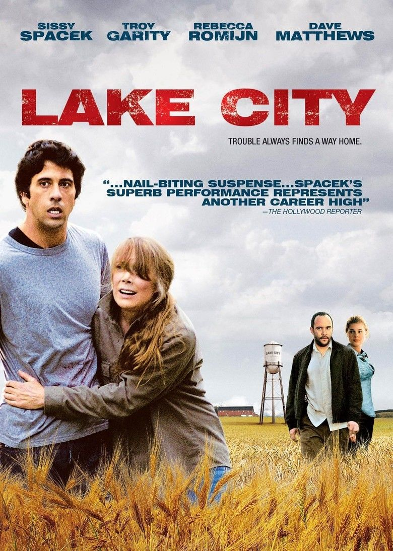 Lake City (film) movie poster