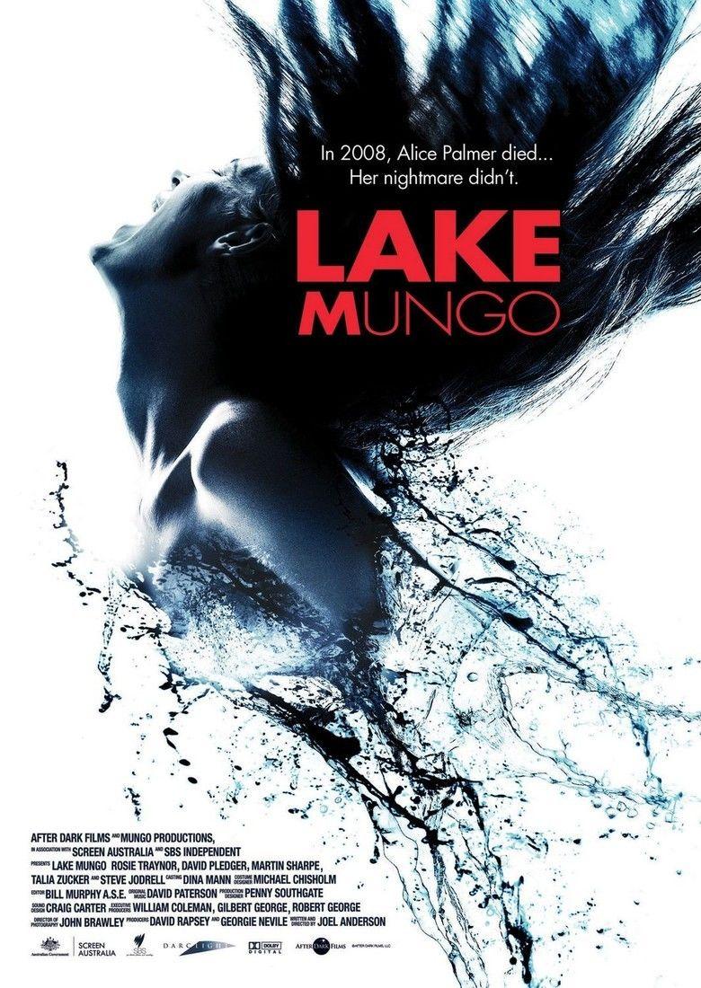 Lake Mungo (film) movie poster