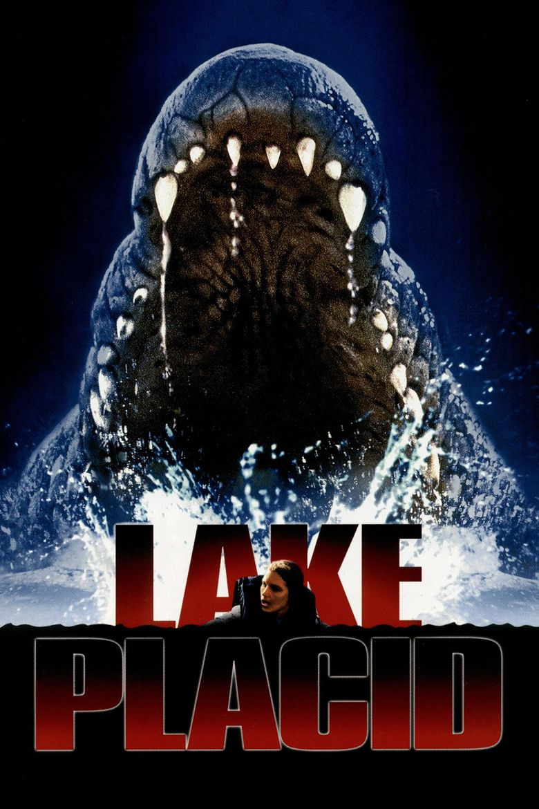 Lake Placid (film) movie poster