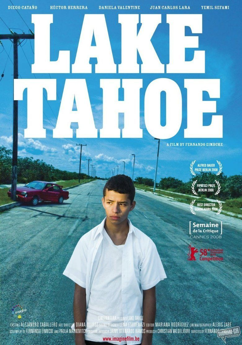 Lake Tahoe (film) movie poster