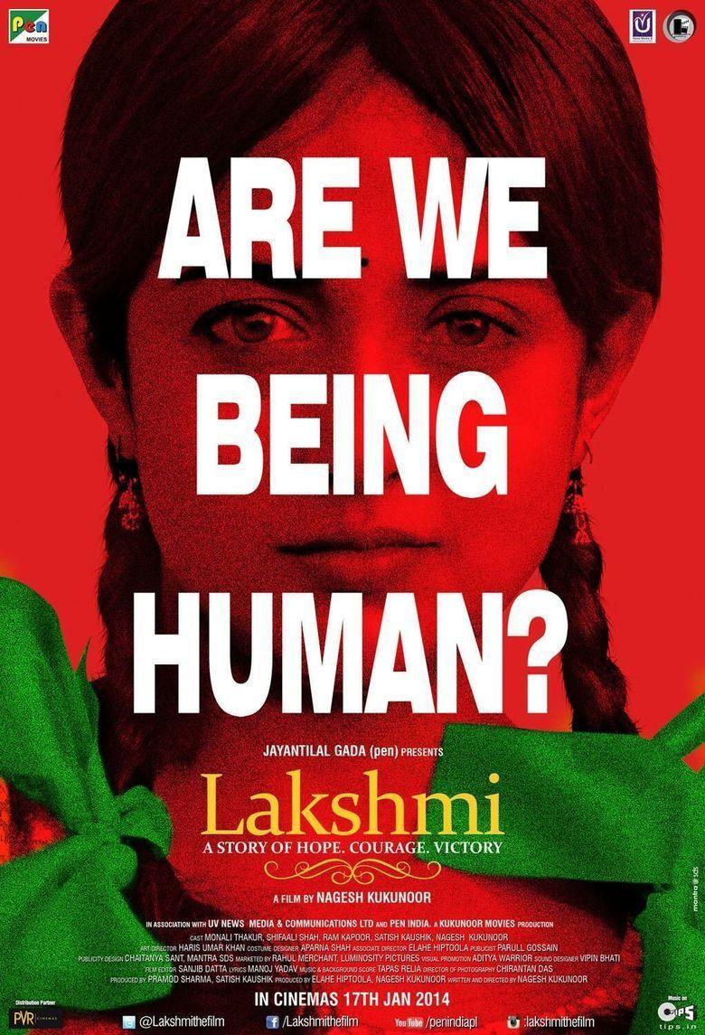 Lakshmi (2014 film) movie poster