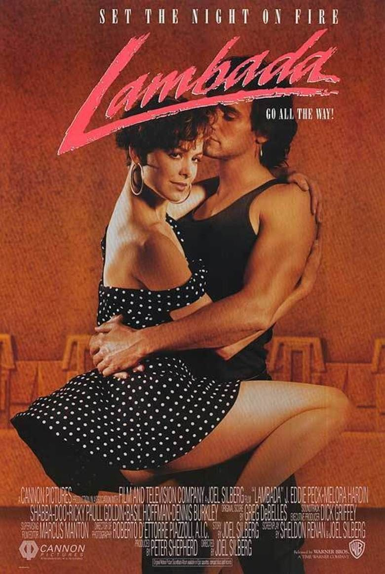 Lambada (film) movie poster