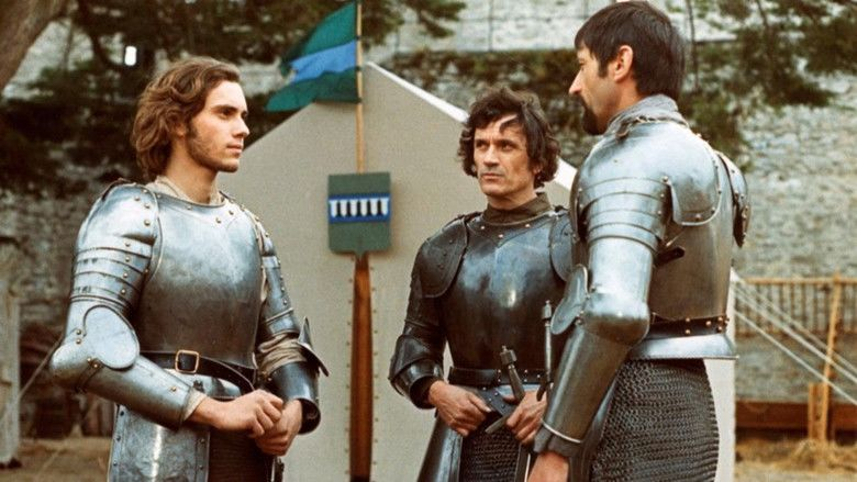 Lancelot du Lac (film) movie scenes