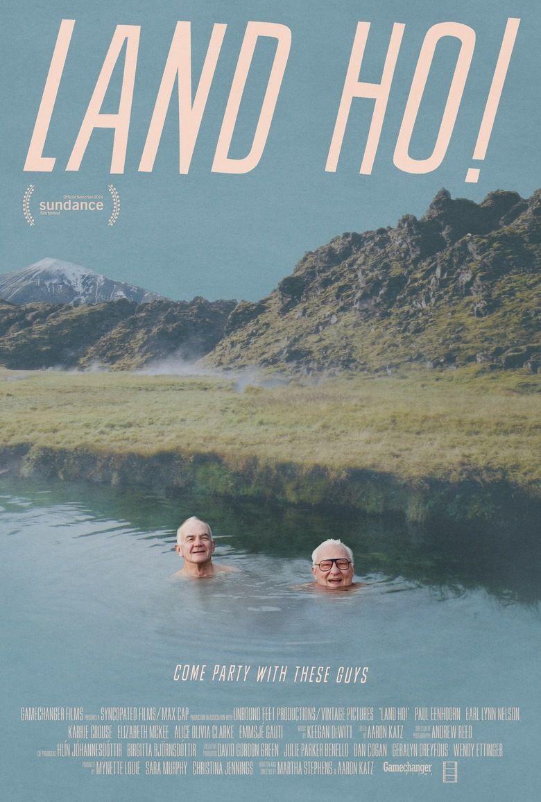 Land Ho! movie poster