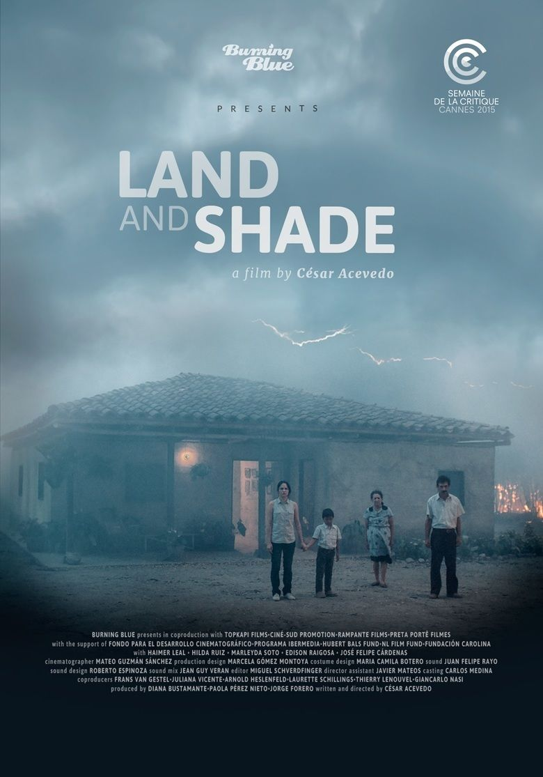 Land and Shade movie poster