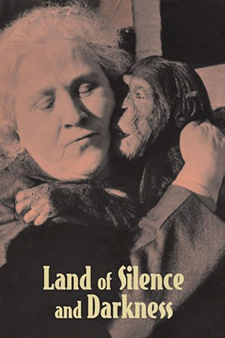 Land of Silence and Darkness movie poster