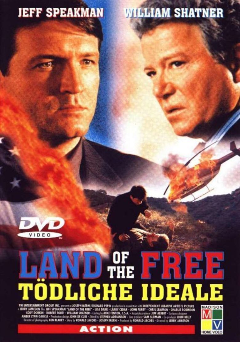 Land of the Free (film) movie poster