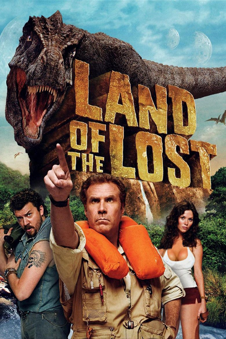 Land of the Lost (film) movie poster