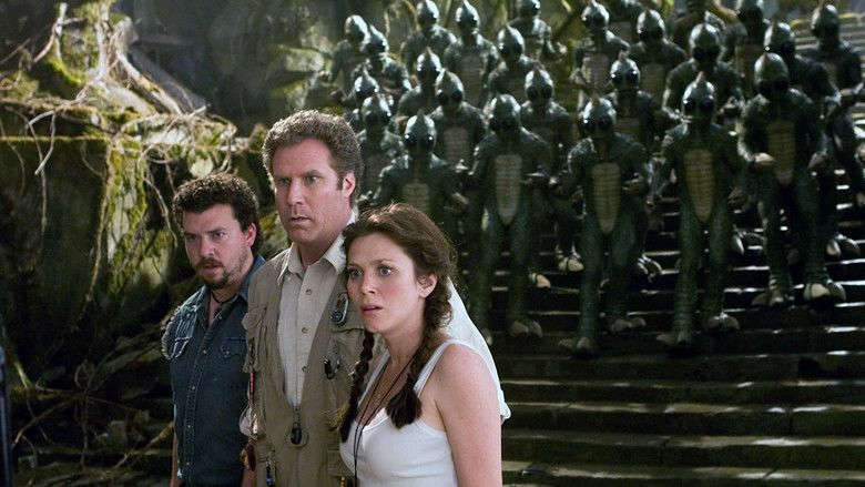 Land of the Lost (film) movie scenes