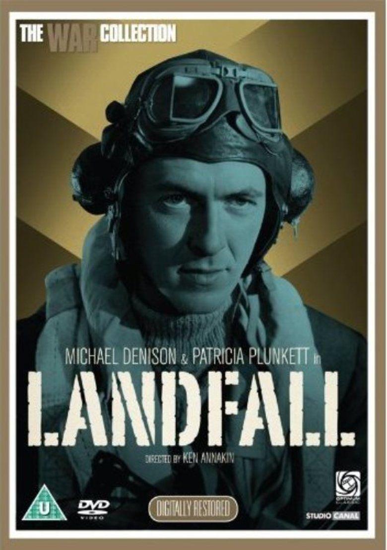 Landfall (film) movie poster