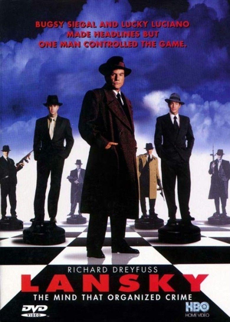 Lansky (film) movie poster
