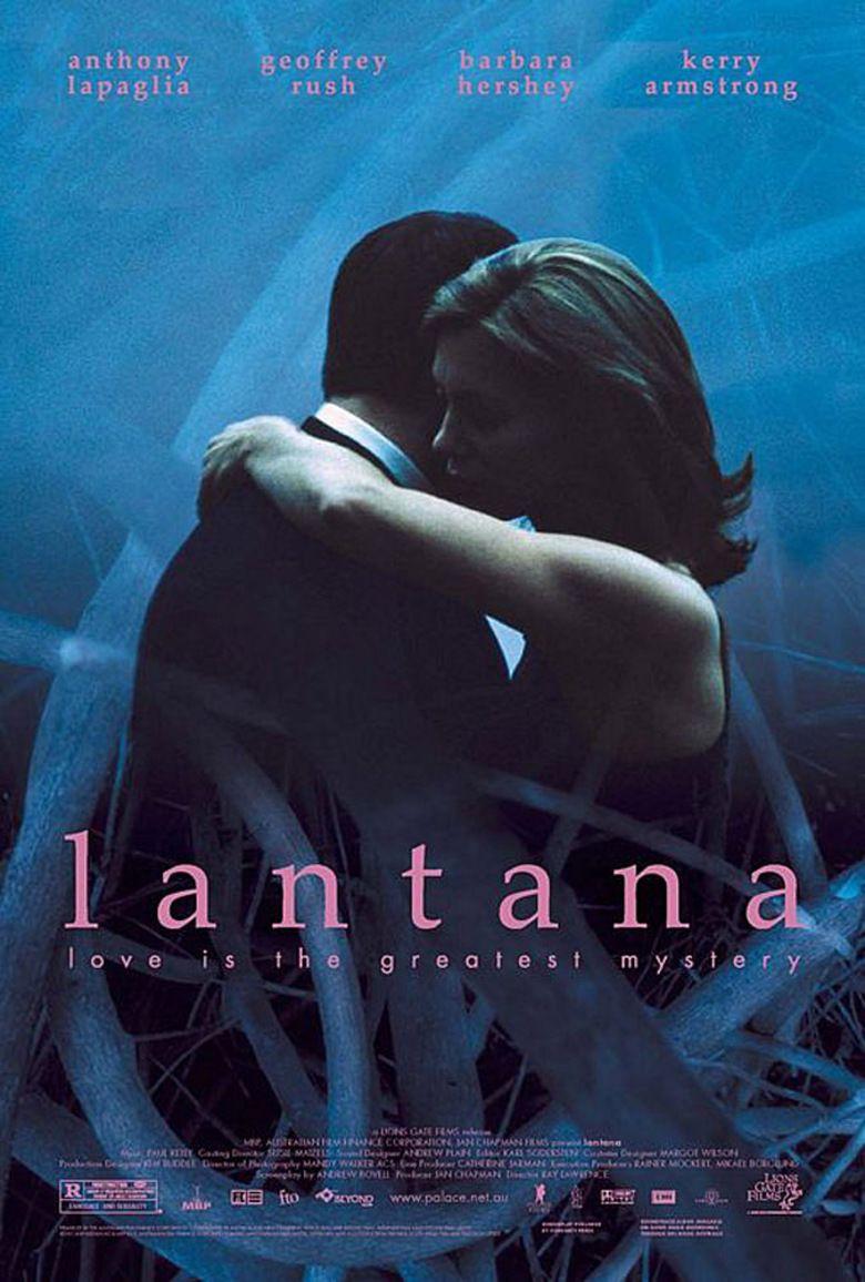 Lantana (film) movie poster